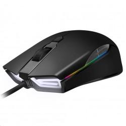 ABKONCORE Herní myš A900 3389, optická, USB, černá ABKO-MOUSE-A900-3389