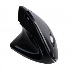 ADESSO myš iMouse E90, vertikální, pro leváky, bezdrátová, optická