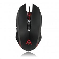 ADESSO herní myš iMouse X2, optická, RGB