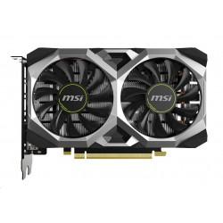 MSI VGA NVIDIA GeForce GTX 1650 SUPER VENTUS XS OC, 4GB GDDR6, 1xHDMI, 1x DP, 1x DVI