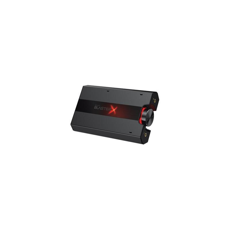Creative - Sound BlasterX G5, zosilovac sluchatiek 70SB170000000