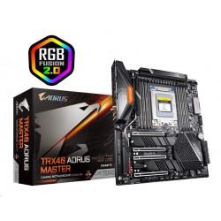 GIGABYTE MB TRX40 AORUS MASTER (rev1.0), AMD sTRX4, 8xDDR4, Wi-Fi,...