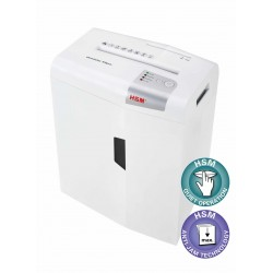 HSM skartovač Shredstar X6pro 2x15 mm White (velikost řezu 2x15mm, DIN: P5) SK00004w