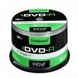 INTENSO DVD-R Cake Case 4,7GB 50ks 4101155