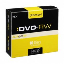 INTENSO DVD-RW Slim Case 4,7GB 10ks 4201632