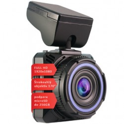 NAVITEL Kamera do auta R600 FHD