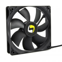 SilentiumPC přídavný ventilátor Zephyr 120PWM/ 120mm fan/...