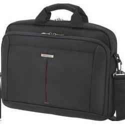 """Samsonite Guardit 2.0 Laptop Bailhandle 15.6"""" Black CM5*09003"""