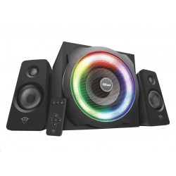 TRUST Reproduktory GXT 629 Tytan RGB Illuminated 2.1 Speaker Set 22944