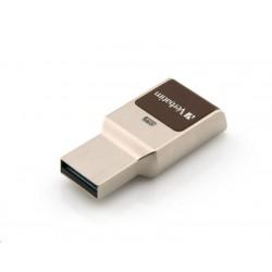 VERBATIM USB Drive 64 GB - Fingerprint Secure (R:80/W:70 MB/s) GDPR...