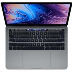 "Apple MacBook Pro 13"" Touch Bar/QC i5 2.4GHz/8GB/256GB SSD/Intel Iris Plus Graphics 655/Space Grey mv962cz/a"
