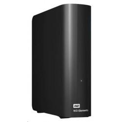 "WD Elements Desktop 14TB Ext. 3.5"" USB3.0, Black WDBWLG0140HBK-EESN"