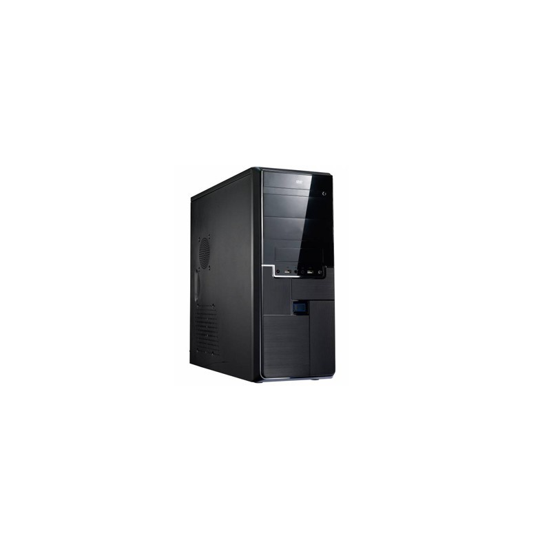 PC skrinka EUROCASE ML X315 ATX 2xUsb 2xAudio bez zdroja MLX315B00