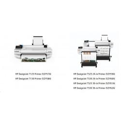 "HP DesignJet T530 24"" (A1+, 30s A1, USB 2.0, Ethernet, Wi-Fi) 5ZY60A#B19"
