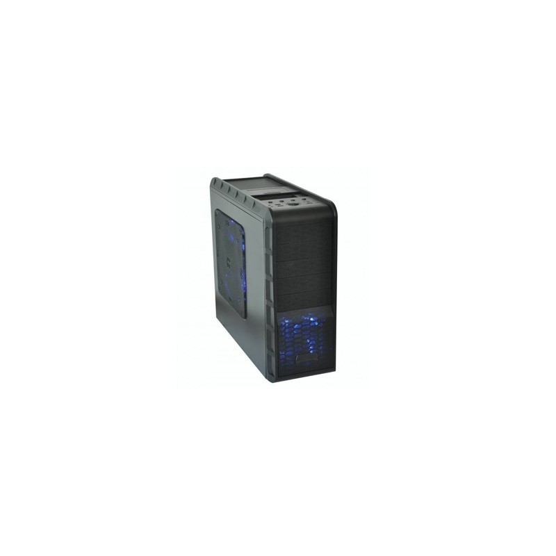 EUROCASE ML 9206 Monster II Gaming ATX bez zdroja ML9206