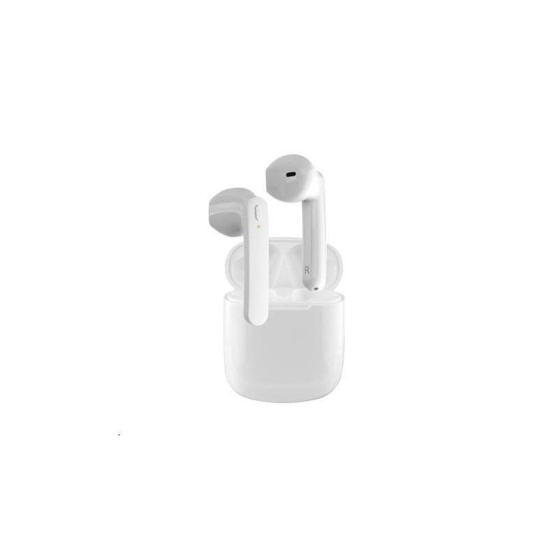 4smarts bluetooth stereo sluchátka Eara TWS SkyPods, bílá MP478574