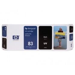 HP UV No. 83 Black Ink Cartridge (680 ml) for HP DSJ 5000 C4940A