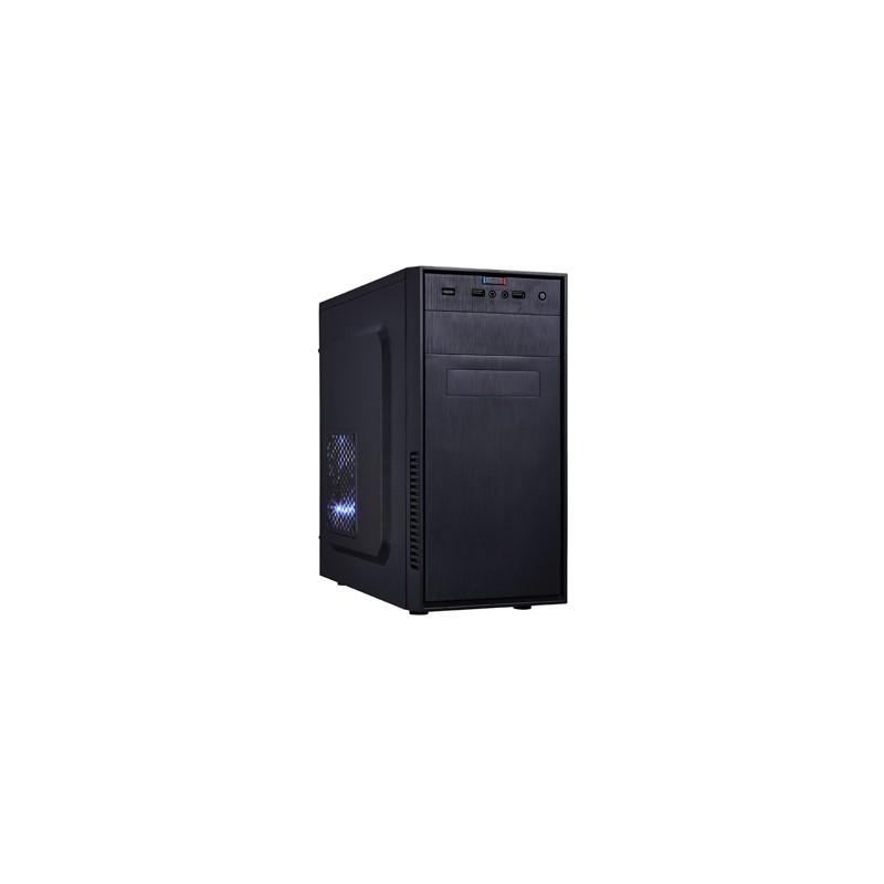 PC skrinka EUROCASE MC X201 Microtover bez zdroja
