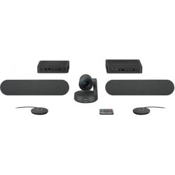 Logitech Logitech Rally Plus Ultra-HD ConferenceCam - BLACK - USB 960-001224