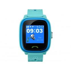 Canyon CNE-KW51BL Polly smart hodinky pre deti, farebný displej 1.22´´, vodotesné IP68, GSM, GPS monitor. polohy