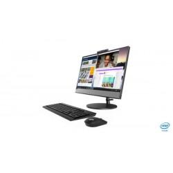 "Lenovo V530-22 AIO i3-8100T 3.1GHz 21.5"" FHD matny UMA 4GB 256GB SSD DVD W10Pro cierny 1yOS 10US005NXS"