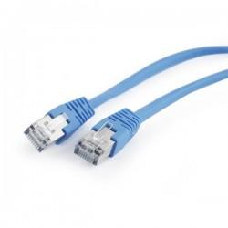 Gembird patch kábel CAT5e, FTP, 0.5 m, modrý PP22-0.5M/B