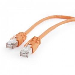 Gembird patch kábel CAT5e, FTP, 0.5 m, oranžový PP22-0.5M/O