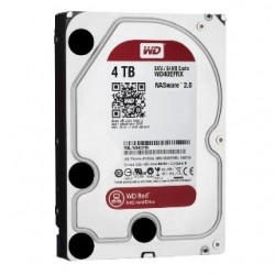 Western Digital HDD CAVIAR Red 4TB SATA 6Gb/s 64MB WD40EFRX