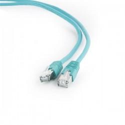 Gembird patch kábel Cat6 FTP, 0.5 m, zelený PP6-0.5M/G