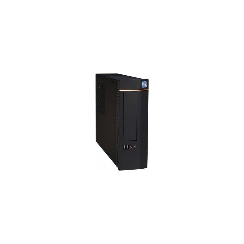 PC skrinka EUROCASE WT-02, mini ITX USB+audio bez zdroja, ITXWT-02