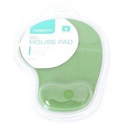 OMEGA gelová podložka pod myš zelená OMPGG