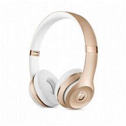 Apple Beats Solo 3 Wireless On-Ear Headphones - Gold MNER2EE/A