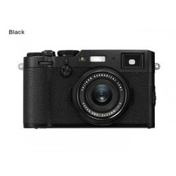 Fujifilm X100F, 24,3 MP - Black 16534687