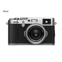 Fujifilm X100F, 24,3 MP - Silver 16534613