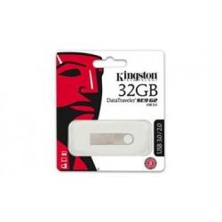 KINGSTON 32GB USB 3.0 DataTraveler SE9 G2 (Kovový) - bez potisku DTSE9G2/32GBCL