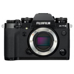 Fujifilm X-T3 - 26MP - Black 16588561