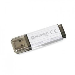 PLATINET PENDRIVE USB 2.0 V-Depo 16GB SILVER PMFV16S