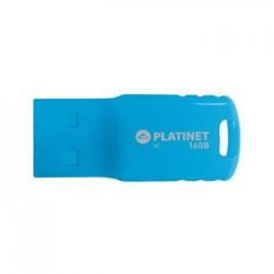 PLATINET PENDRIVE USB 2.0 F-Depo 16GB WATERPROOF BLUE PMFF16BL