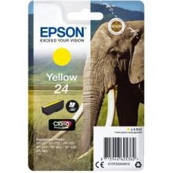 EPSON cartridge T2424 yellow (slon) C13T24244012