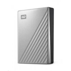 """WD My Passport ULTRA 5TB Ext. 2.5"""" USB3.0 Silver for MAC USB-C..."""