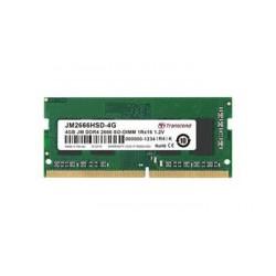 Transcend paměť 4GB (JetRam) SODIMM DDR4 2666 1Rx16 CL19 JM2666HSD-4G