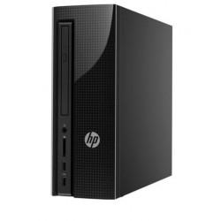 HP Slimline 260-a103nc/ Intel Celeron J3060 /4GB DDR3L/1TB 7200/DVD-RW/Intel HD/Win 10 Y4K43EA#BCM