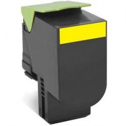 80C2XYE žlutá tonerová kazeta, extravysokokapacitní, Corporate