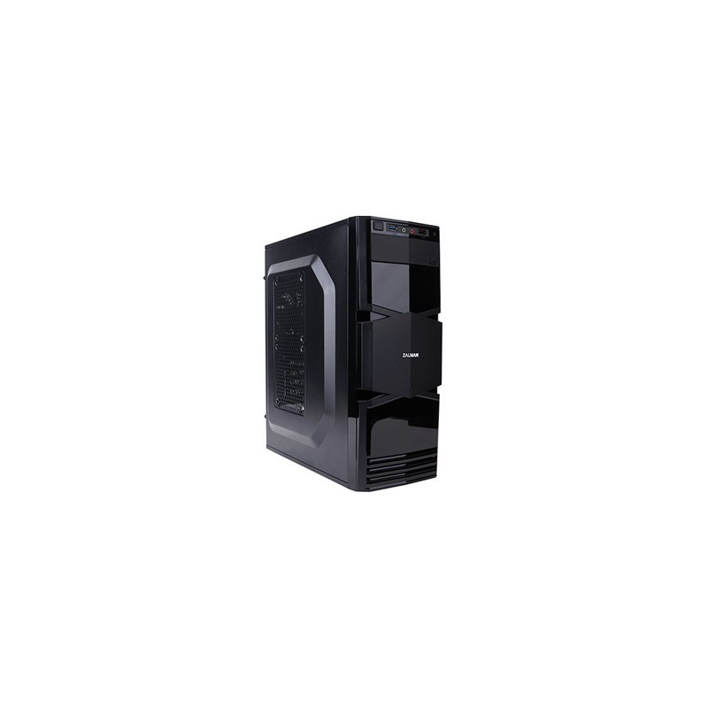 PC skrinka ZALMAN T3 black ZM-T3