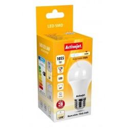 Žiarovka ActiveJet LED SMD AJE-HS1055W 1055lm 12W E27 Tepla biela