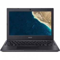 "Acer TravelMate B118-M-P8WX Pentium N5030/4GB/64 GB eMMC+N/A/HD Graphics/11.6"" HD matný/BT/W10 Pro/Black NX.VHSEC.004"