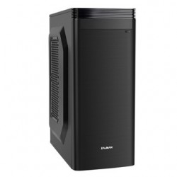 CASE ZALMAN T5 black ZM-T5