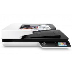 HP Scanjet Pro 4500 fn1 (A4, 1200x1200, USB 2.0, Ethernet, Wi-Fi,...