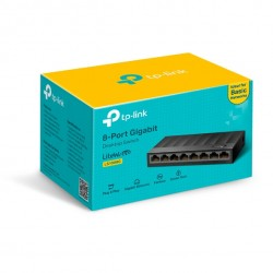 TP-Link LS1008G, Switch 8-Port/1000Mbps/Des