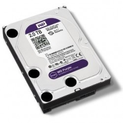 Western Digital Purple (PURX) 2TB SATA6Gb/s 64M WD20PURX